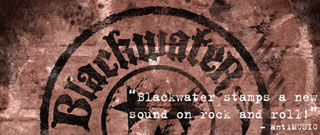 Blackwater James Rock Poster